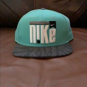 Nike flat bill hat!